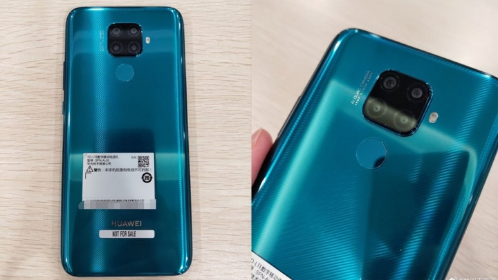 Huawei Mate 30 Lite smartphone Android
