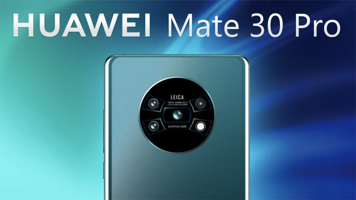 huawei Mate 30 smartphone android
