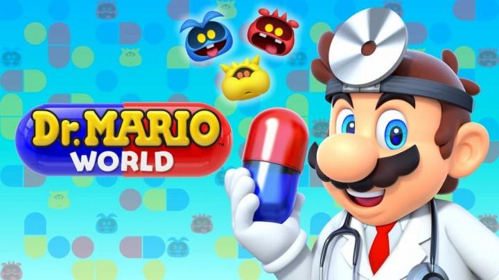 Novidade: Dr. Mario World já disponível para Android e iOS