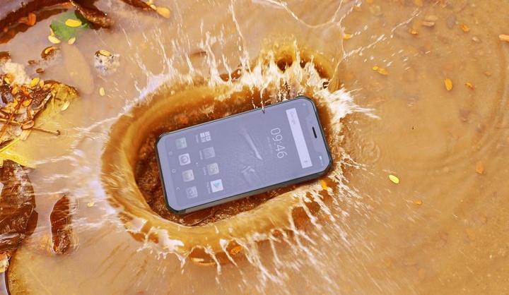 Blackview lança uma nova versão do clássico Android BV9600 Pro, agora apenas BV9600