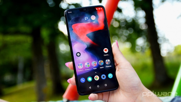 OnePlus smartphone Android jogos Fnatic Mode