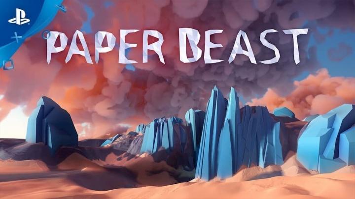 Paper Beast, em Busca do código perdido - PlayStation VR (PS4)