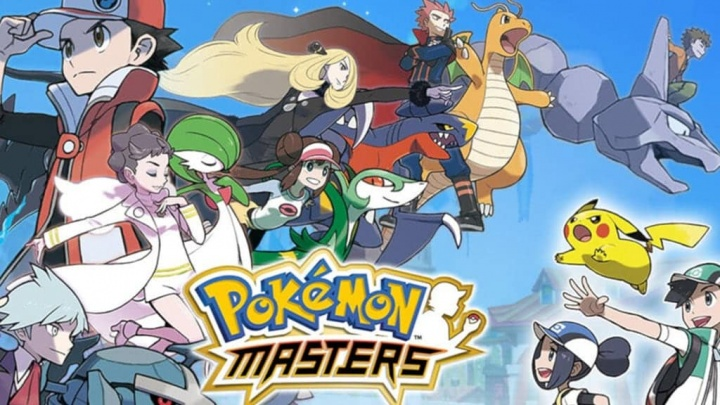 Pokémon Masters Android iOS jogo