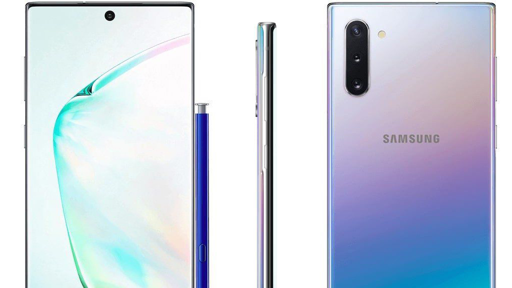 Samsung Galaxy Note 10 smartphone Android