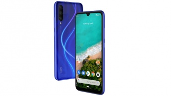 Xiaomi Mi A3 smartphone Android One Google