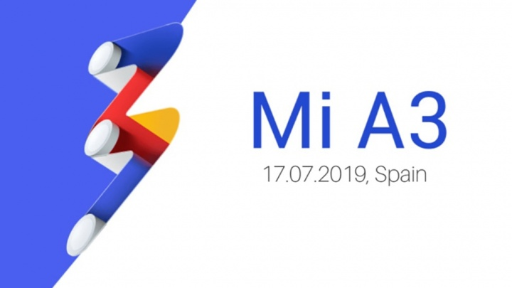 smartphone Android One Google Xiaomi Mi A3
