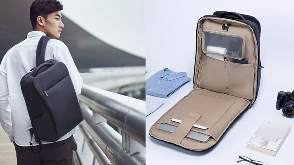Xiaomi lança nova mochila casual para portáteis por cerca de