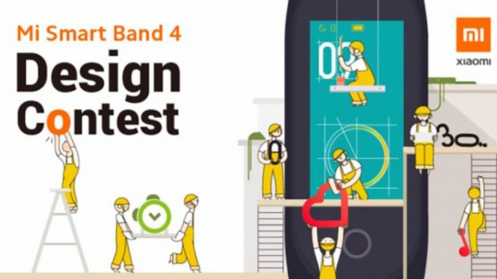 Xiaomi Mi Band 4 passatempo oficial