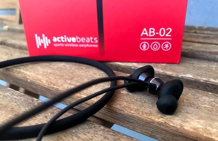 Active Beats AB-02: Auriculares Desportivos Sem Fios da Prozis