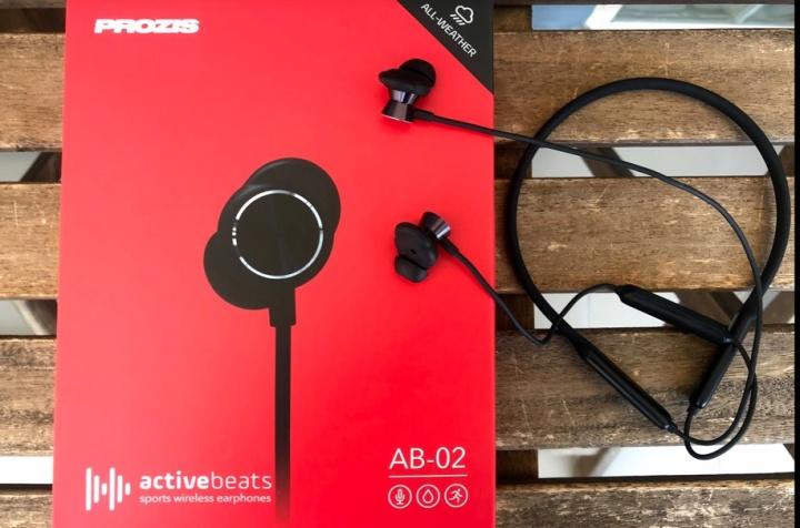 Active Beats AB-02: Novos Auriculares Desportivos Sem Fios da Prozis