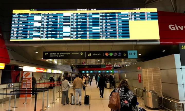 Finanças vão ter acesso a todos os dados de passageiros que usam avião