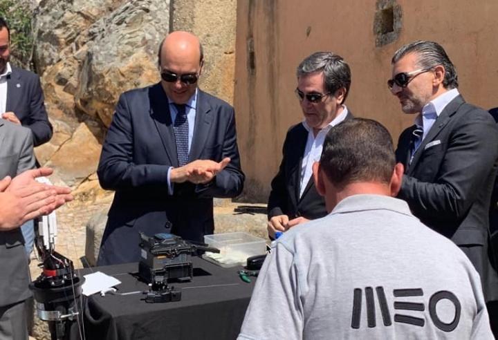 Altice Portugal leva internet por fibra ótica às 12 Aldeias Históricas
