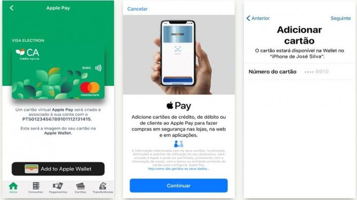 Agora sim! Apple Pay já funciona para clientes do Crédito Agrícola