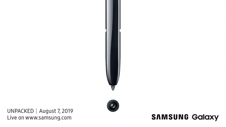 "Galaxy Note 10 Samsung câmara caneta"" width="
