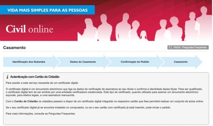Civil Online: Processos de Casamentos, Divórcios à distância de um clique