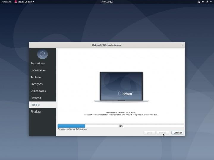 "Aprenda a instalar o novo Linux Debian 10 ""Buster"""
