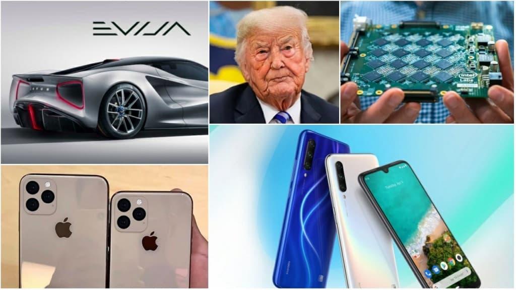 E os destaques tecnológicos da semana que passou foram... - Xiaomi Mi A3, Faceapp, Huawei