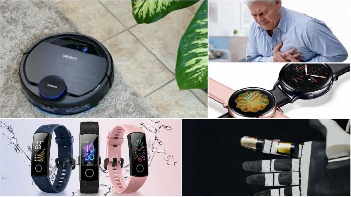 Destaques tecnológicos: lançamentos na Samsung, de desenvolvimentos no caso mediático da Huawei, analisámos o aspirador Ecovacs Deebot OZMO 930, e muito mais