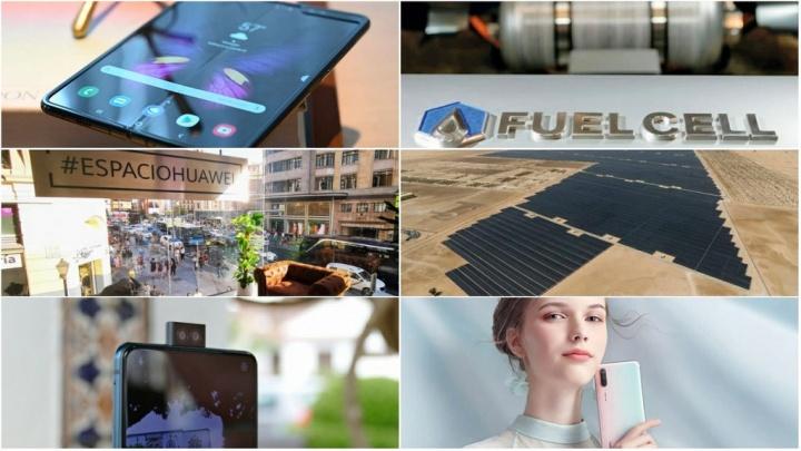 Falámos das novidades do iOS 13, do estado do smartphone dobrável Samsung Galaxy Fold, da inauguração da loja da Huawei em Madrid e muito mais.