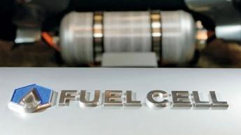Imagem de célula de combustível a hidrogénio