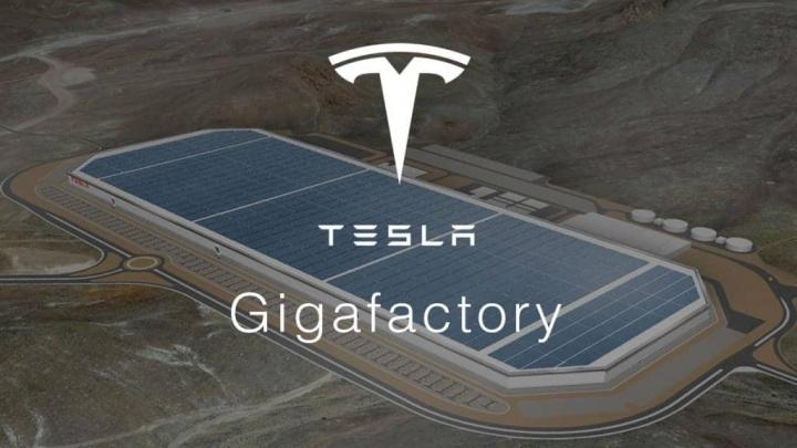Gigafactory Tesla Elon Musk europa EUA