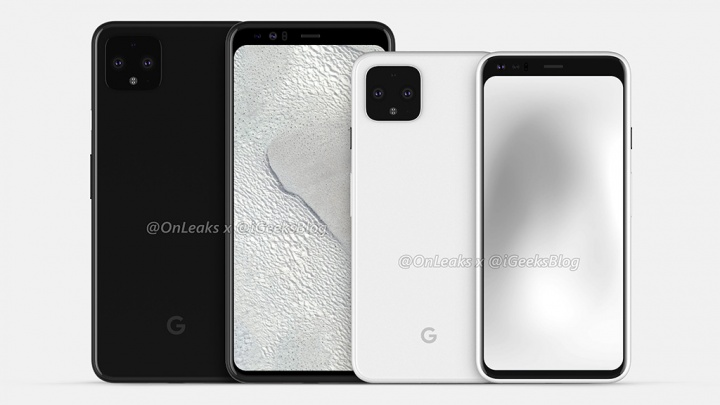 Google Pixel 4 smartphone Android