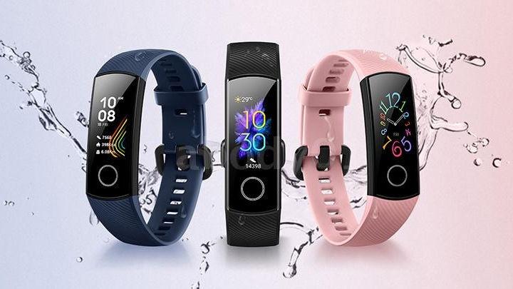 Huawei Honor Band 5 chega para combater a Mi Band 4... já com sensor SpO₂