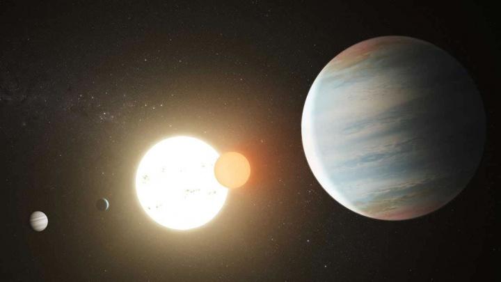 Imagem ilustrativa das estrelas HD 139139