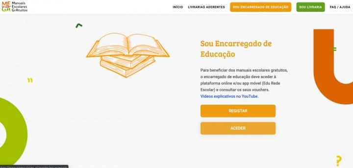 Saiba como pedir os vouchers para manuais escolares gratuitos na MEGA
