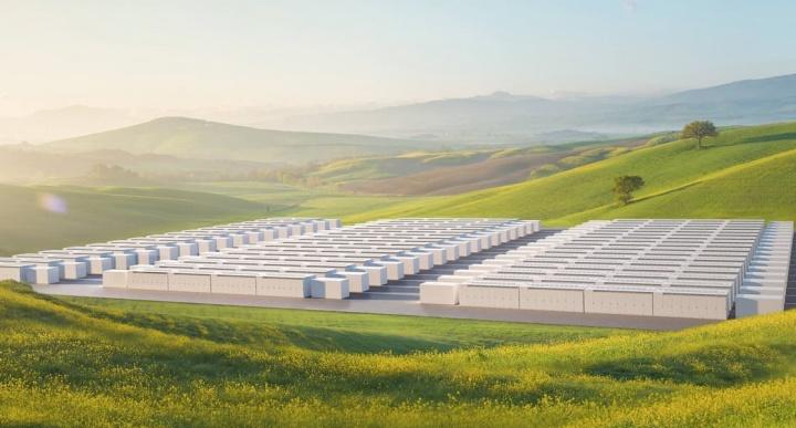 Megapack: A bateria gigante da Tesla com super capacidade