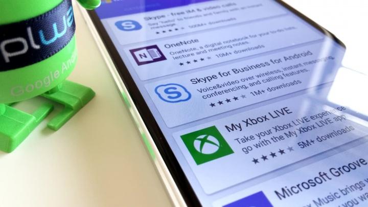 Microsoft Android Google regras publicidade