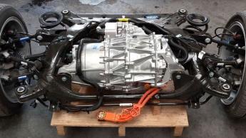 Imagem motor elétrico que pode vir a ser de plástico