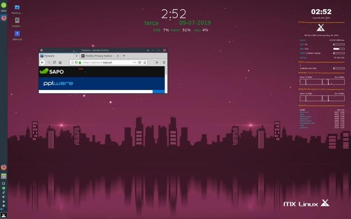 MX Linux: A distribuição que o vai fazer esquecer o Windows 10 (6)