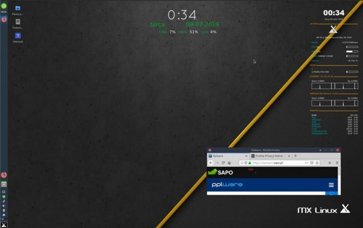 MX Linux: A distribuição que o vai fazer esquecer o Windows 10 (4)