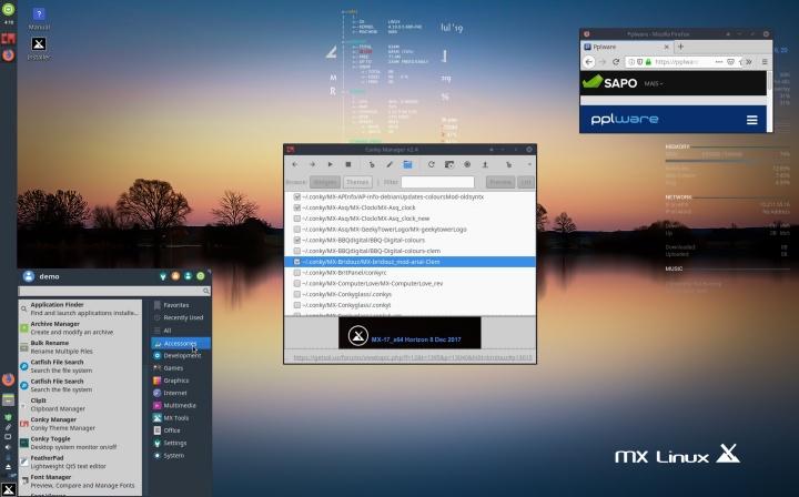 MX Linux: A distribuição que o vai fazer esquecer o Windows