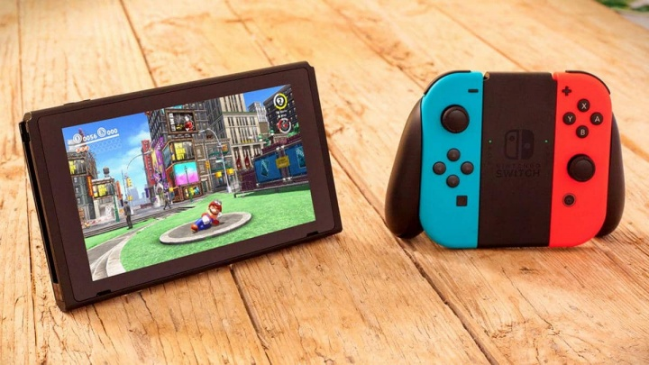 Android Nintendo Switch consola LineageOS