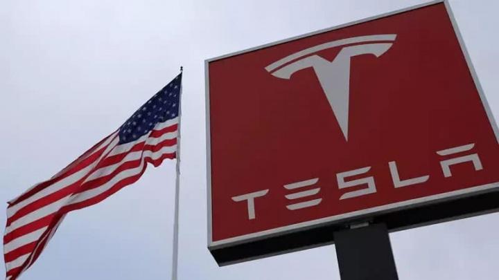 Tesla EUA Estados Unidos da América