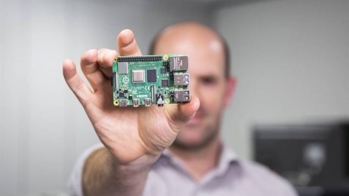 Raspberry Pi USB-C problema micro PC
