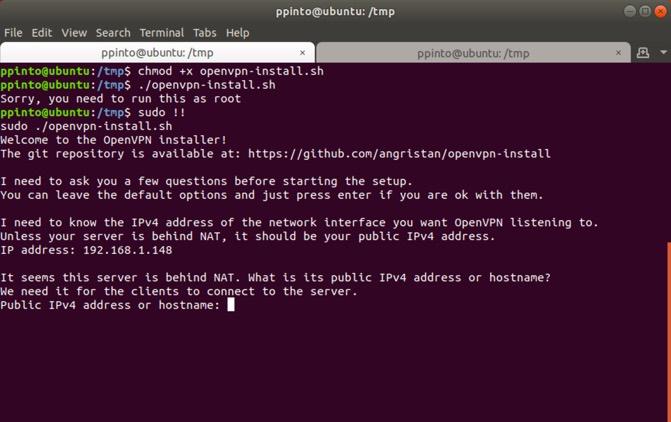 OpenVPN: Transforme o seu Ubuntu num servidor de VPNs em apenas 5 minutos