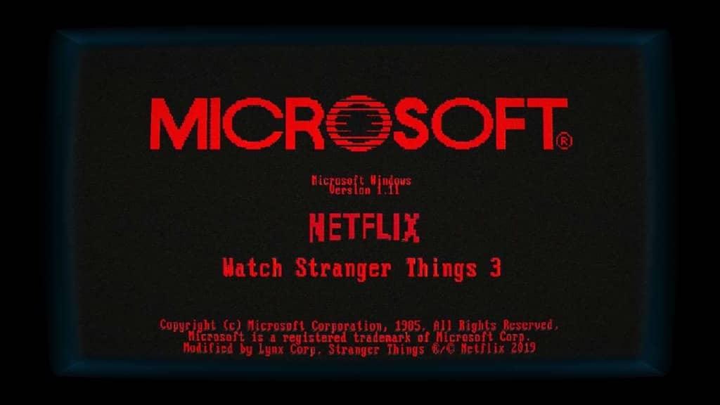 A Microsoft lançou o Windows 1 11! Bem vindo de volta a 1985