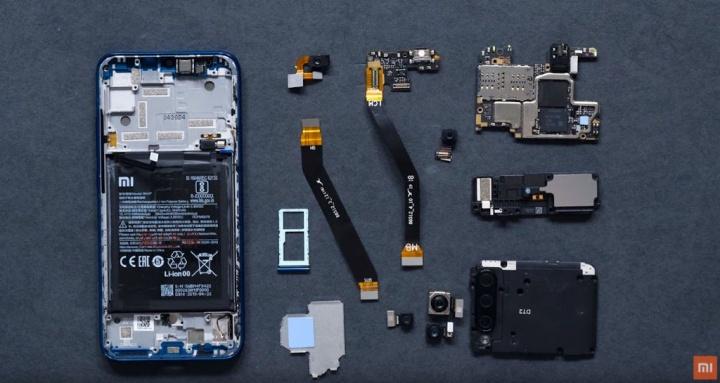 Xiaomi Mi A3 é desmontado em vídeo, mas Xiaomi opta por fugir ao ecrã HD+