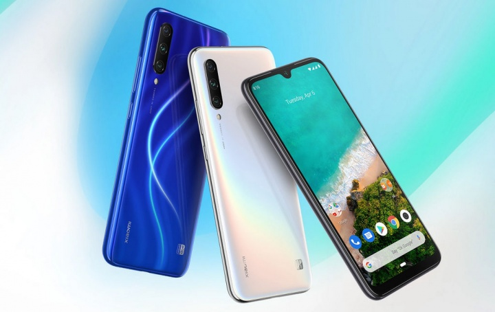 Xiaomi Mi A3 Android One smartphone Google