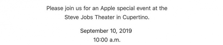 Está confirmado! Novos iPhones chegam já a 10 de setembro