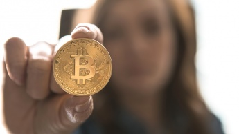 Bitcoin mulher privacidade