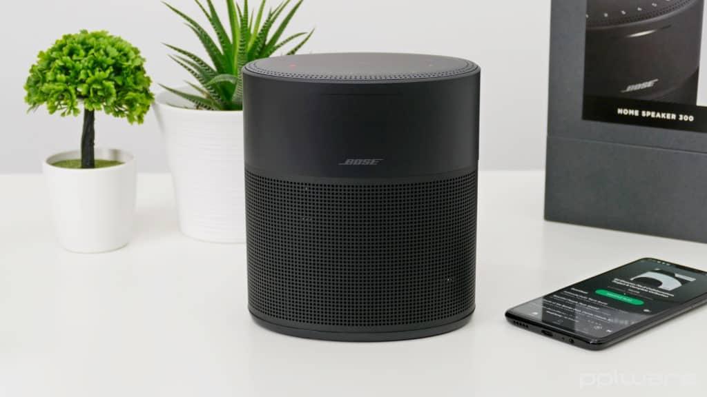 Coluna inteligente Bose Home Speaker 300 - As primeiras impressões