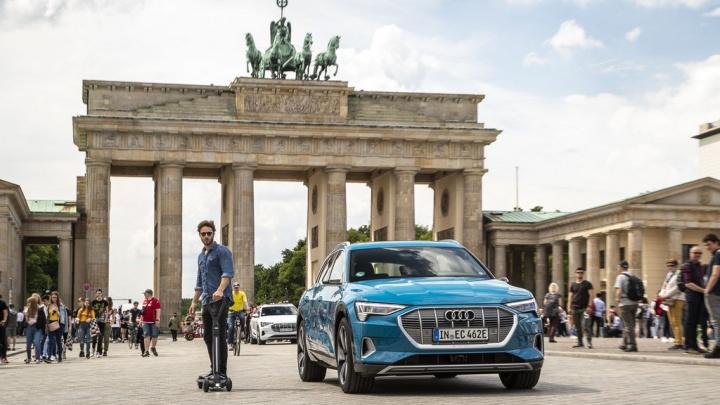 E-Tron Scooter: Audi prepara-se para lançar skate elétrico com ar de trotinete