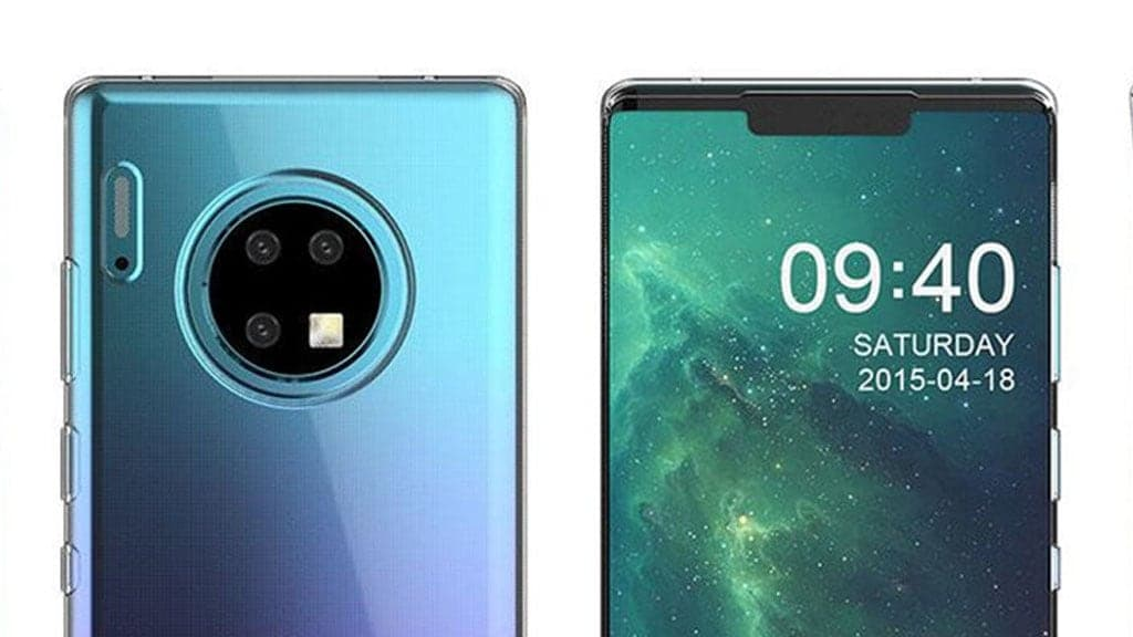 Huawei Mate 30 is re-proposed with the Hongmeng OS platform