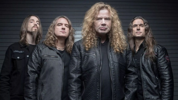 Holy Wars...The Punishment Due - Megadeth Música classics