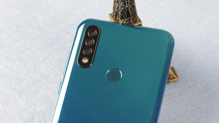 Oukitel C17 Pro, o Android com câmara tripla chega ao mercado por cerca de 80€