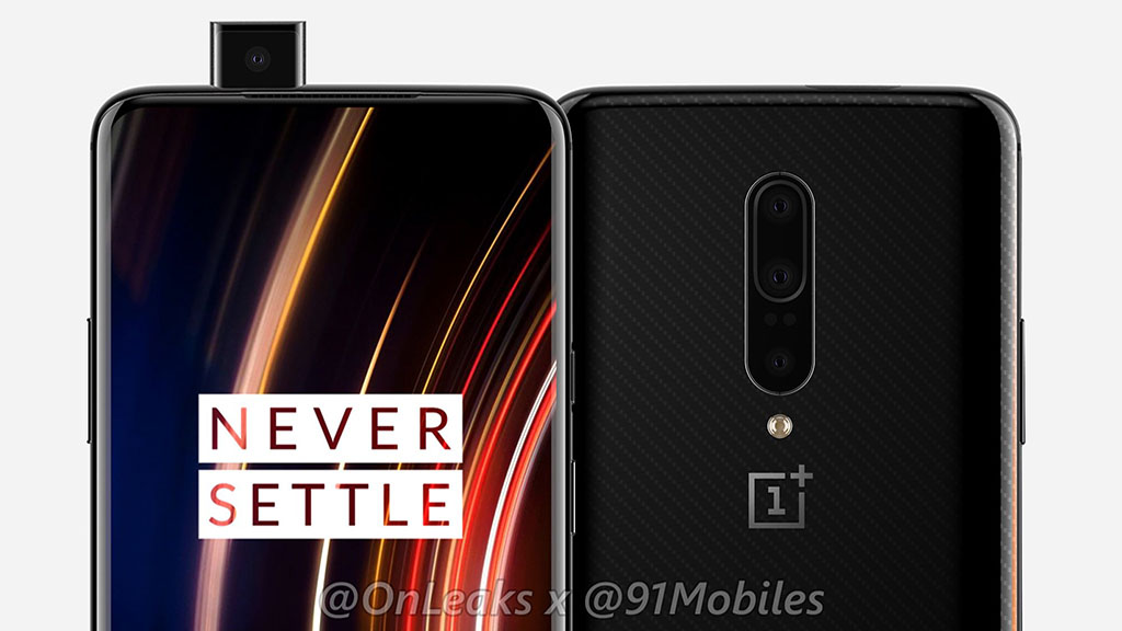 OnePlus 7T Pro smartphone Android